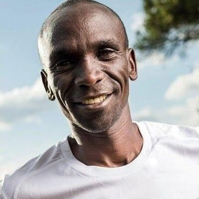 Eliud Kipchoge wins Olympic Gold medal in the Tokyo